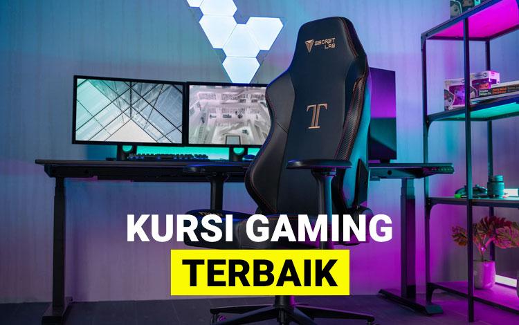 15 Kursi Gaming Terbaik 2021, Mulai 1 Jutaan
