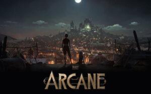 League of Legends Arcane Bakal Tayang di Netflix