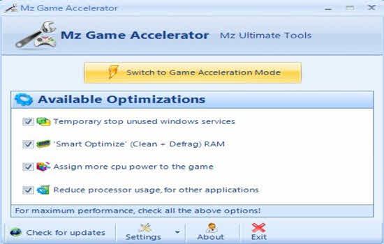 Aplikasi Game Booster Terbaik 2021