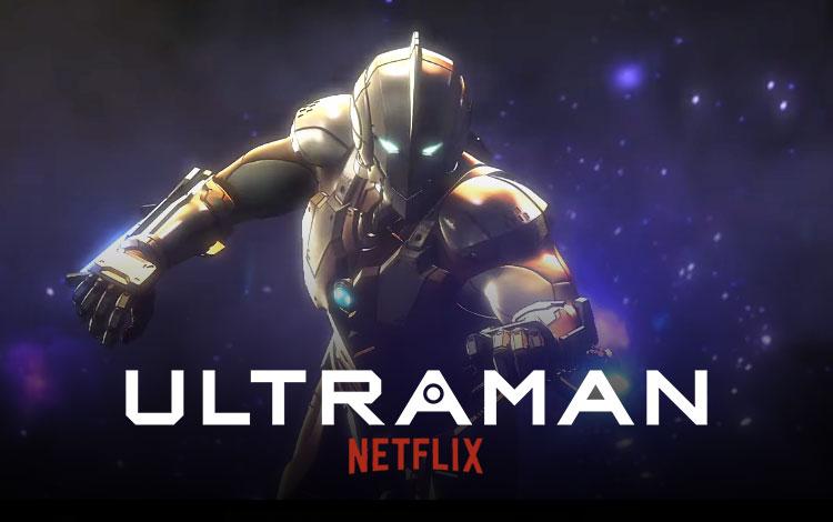 Keren! Netflix Bakal Garap Ultraman dalam Bentuk Animasi, Ada Karakter Baru?