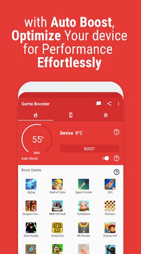 Play Games Faster & Smoother