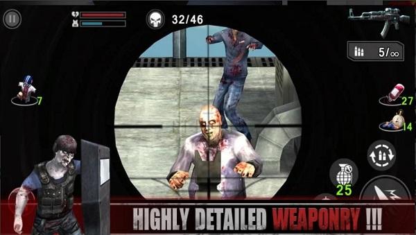 Game Zombie Online dan Offline Terbaik Android