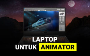 Laptop untuk animator terbaik