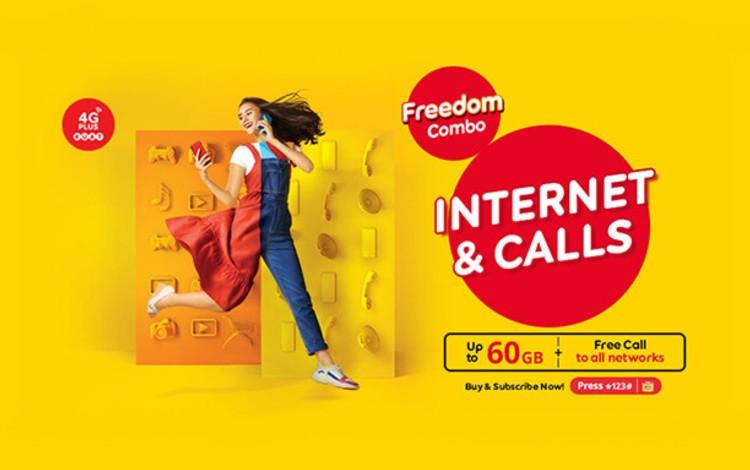 Paket Internet Indosat Ooredoo Terbaru
