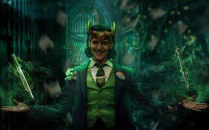 Review Serial Loki Season #1