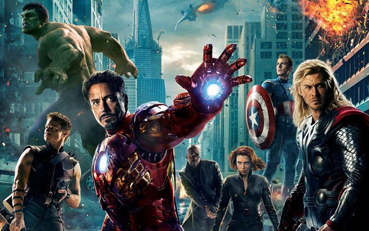 10 Film Superhero MCU Terkeren dan Tergokil Sejauh Ini
