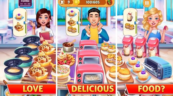 Cooking World – Craze Kitchen Free Cooking Games