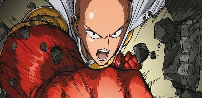 karakter anime Saitama