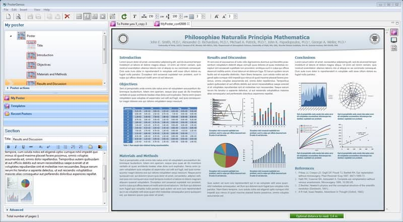 Software Poster PC