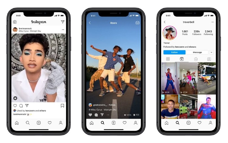 Instagram Prioritaskan Konten Video