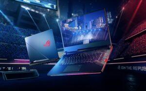 Laptop Asus ROG terbaru dan terbaik