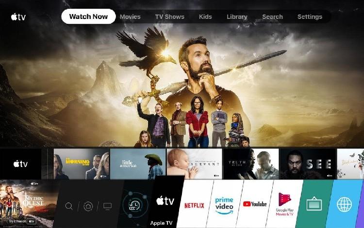 Cara Download dan Install Aplikasi di Smart TV (Samsung, LG, Sharp)