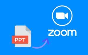 Cara Mudah Share PPT di Zoom