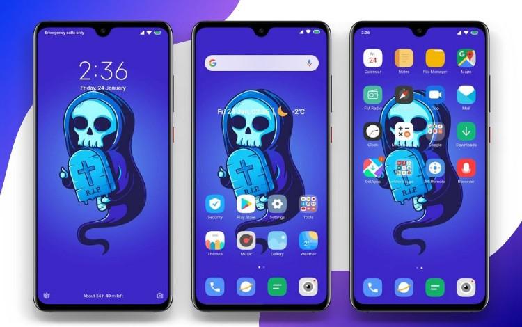 15 Tema HP Xiaomi Keren, Bikin Look HP Lebih Kece