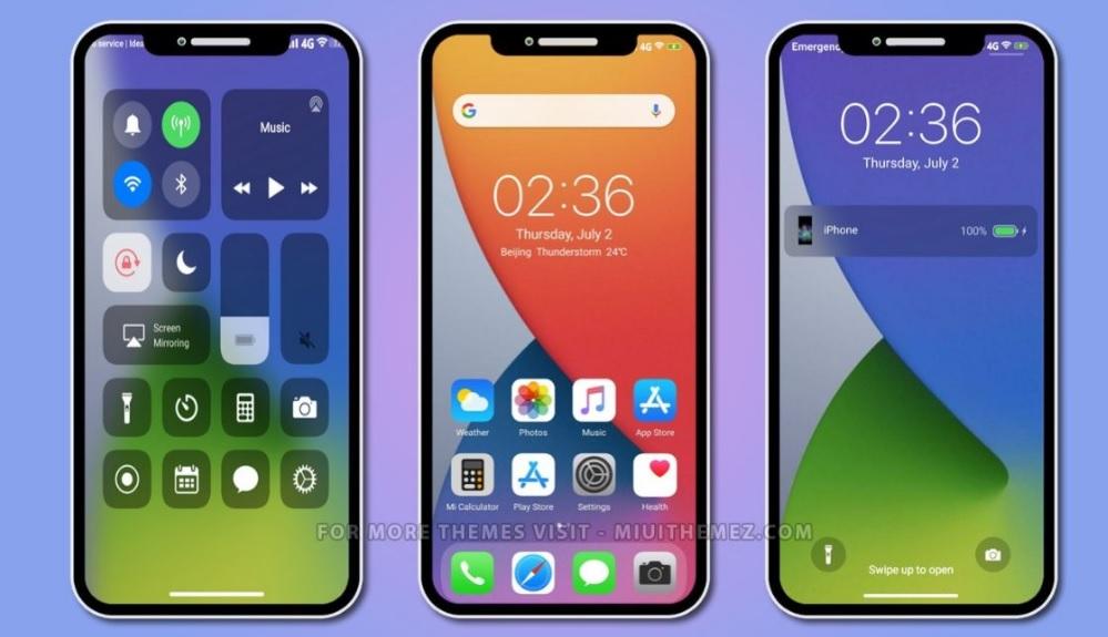 15 Tema HP Xiaomi Keren
