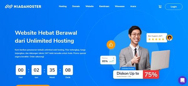 Web Hosting Terbaik dan Murah di Indonesia