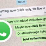 Cara Membuat Teks Bold, Miring, Dicoret hingga Berwarna di WhatsApp