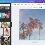 Cara edit gambar di Canva