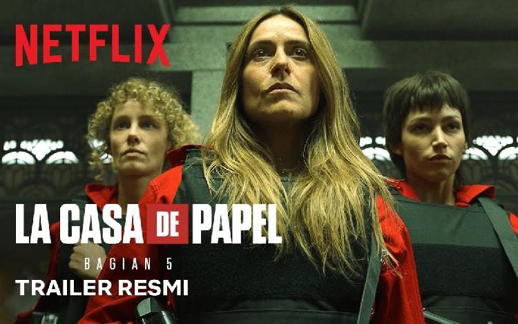 Film dan Serial Netflix Terbaru dan Terbaik September 2021