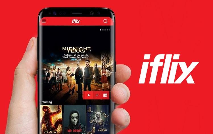 Cara Mudah Download Video iFlix di HP dan PC