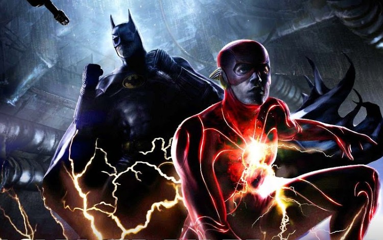 Trailer Black Adam, The Batman dan The Flash
